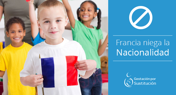 Inscripción en Francia maternidad subrogada