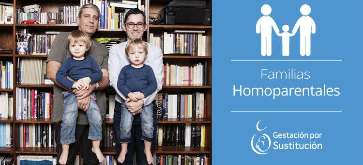 Gestación subrogada y familias homoparentales